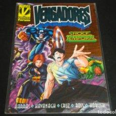 Cómics: VENGADORES SHOCK TEMPORAL. Lote 237179635