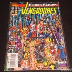 Cómics: VENGADORES 2. Lote 237179880