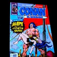 Cómics: EXCELENTE ESTADO CONAN EL BARBARO 98 FANTASTICA HEROICA COMICS FORUM MARVEL. Lote 237254010