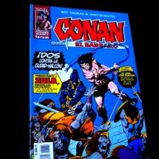 Cómics: EXCELENTE ESTADO CONAN EL BARBARO 84 FANTASTICA HEROICA COMICS FORUM MARVEL. Lote 237254280