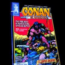 Cómics: DE KIOSCO CONAN EL BARBARO 22 FANTASTICA HEROICA COMICS FORUM MARVEL. Lote 237254540