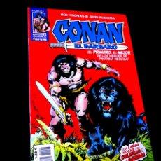 Cómics: DE KIOSCO CONAN EL BARBARO 94 FANTASTICA HEROICA COMICS FORUM MARVEL. Lote 237254910