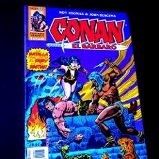 Cómics: DE KIOSCO CONAN EL BARBARO 95 FANTASTICA HEROICA COMICS FORUM MARVEL. Lote 237255175