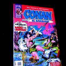 Cómics: DE KIOSCO CONAN EL BARBARO 90 FANTASTICA HEROICA COMICS FORUM MARVEL. Lote 237255715