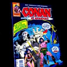 Cómics: DE KIOSCO CONAN EL BARBARO 89 FANTASTICA HEROICA COMICS FORUM MARVEL. Lote 237255995