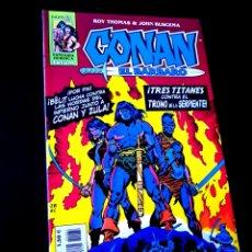Cómics: DE KIOSCO CONAN EL BARBARO 97 FANTASTICA HEROICA COMICS FORUM MARVEL. Lote 237256340