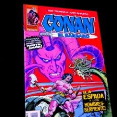 Cómics: DE KIOSCO CONAN EL BARBARO 88 FANTASTICA HEROICA COMICS FORUM MARVEL. Lote 237256660