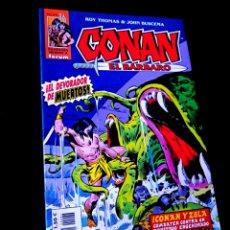 Cómics: DE KIOSCO CONAN EL BARBARO 86 FANTASTICA HEROICA COMICS FORUM MARVEL. Lote 237257030