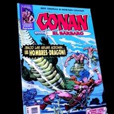Cómics: DE KIOSCO CONAN EL BARBARO 83 FANTASTICA HEROICA COMICS FORUM MARVEL. Lote 237258030