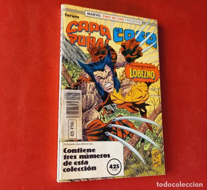 TOMO RETAPADO - CAPA Y PUÑAL (Tebeos y Comics - Forum - Retapados)