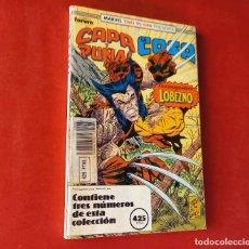 Cómics: TOMO RETAPADO - CAPA Y PUÑAL. Lote 237319600