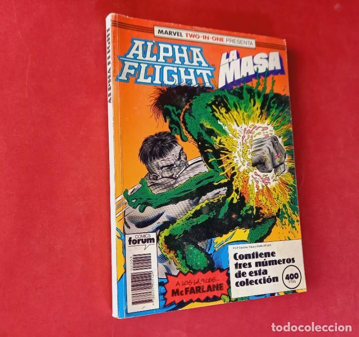 TOMO RETAPADO - ALPHA FLITGHT (Tebeos y Comics - Forum - Retapados)