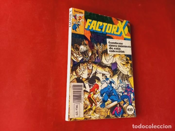 TOMO RETAPADO - FACTOR X (Tebeos y Comics - Forum - Retapados)