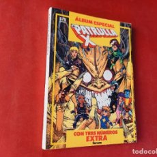 Cómics: ALBUM PATRULLA X -FORUM. Lote 237320045