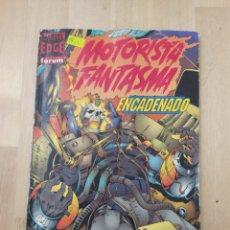 Cómics: MOTORISTA FANTASMA ENCADENADO - FORUM - ARTISTA SALVADOR LARROCA. Lote 237327605