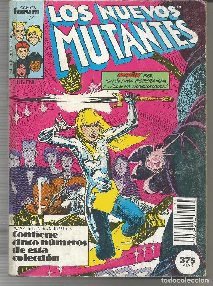LOS NUEVOS MUTANTES RETAPADO 8 PLANETA DEAGOSTINI (Tebeos y Comics - Forum - Retapados)
