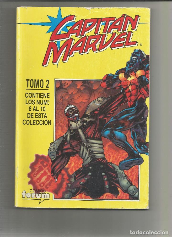 CAPITÁN MARVEL RETAPADO Nº 2 PLANETA DEAGOSTINI (Tebeos y Comics - Forum - Retapados)