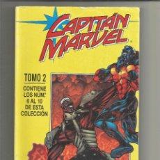 Cómics: CAPITÁN MARVEL RETAPADO Nº 2 PLANETA DEAGOSTINI. Lote 237335305
