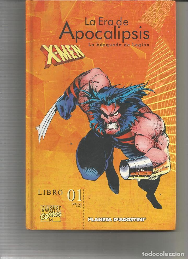 X-MEN. LA ERA DE APOCALIPSIS LA BÚSQUEDA DE LEGIÓN Nº 1 PLANETA DEAGOSTINI FORUM (Tebeos y Comics - Forum - Retapados)