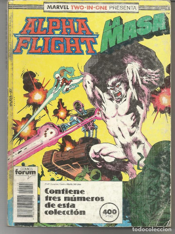 ALPHA FLIGHT RETAPADO NÚMEROS 45 A 47 PLANETA DEAGOSTINI FORUM (Tebeos y Comics - Forum - Retapados)