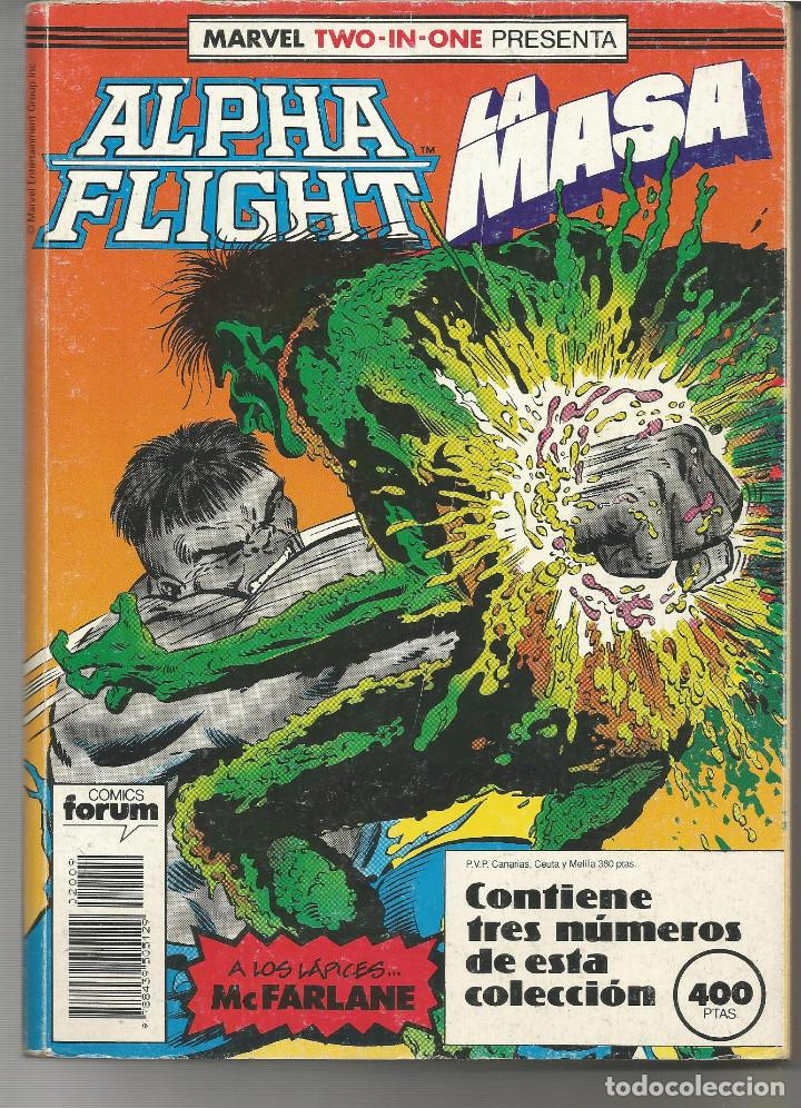 ALPHA FLIGHT RETAPADO NÚMEROS 51 A 55 PLANETA DEAGOSTINI FORUM (Tebeos y Comics - Forum - Retapados)
