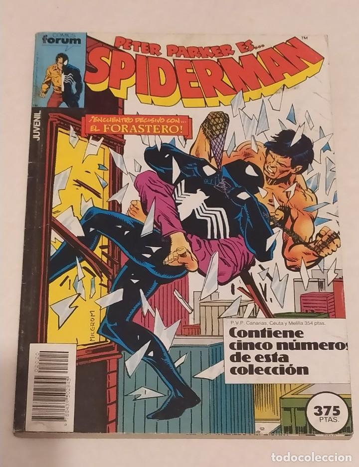 RETAPADO SPIDERMAN Nº 176,177,178,179,180 - COMICS FORUM- MARVEL 1987 (Tebeos y Comics - Forum - Spiderman)