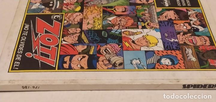 Cómics: RETAPADO SPIDERMAN Nº 176,177,178,179,180 - COMICS FORUM- MARVEL 1987 - Foto 5 - 237352420