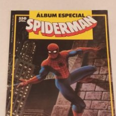 Cómics: RETAPADO ALBUM ESPECIAL SPIDERMAN - COMICS FORUM- MARVEL 1987. Lote 237354705