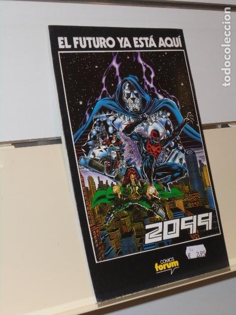 Cómics: SPIDERMAN 2099 SERIE LIMITADA Nº 4 DE 12 MARVEL - FORUM - Foto 2 - 237377670