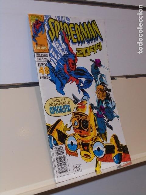 SPIDERMAN 2099 SERIE LIMITADA Nº 4 DE 12 MARVEL - FORUM (Tebeos y Comics - Forum - Spiderman)