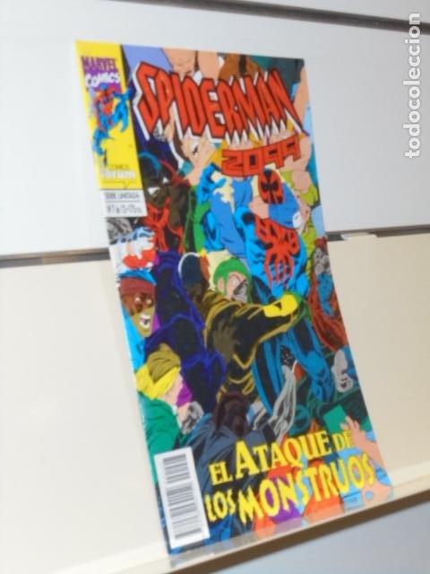 SPIDERMAN 2099 SERIE LIMITADA Nº 7 DE 12 MARVEL - FORUM (Tebeos y Comics - Forum - Spiderman)