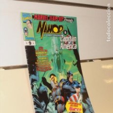 Cómics: MARVEL TEAM UP Nº 9 NAMOR Y EL CAPITAN AMERICA - FORUM. Lote 237379400