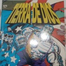 Comics : TIERRA DE DIOS: COLOSO: ANN NOCENTI-RICK LEONARDI: FORUM. Lote 237412560