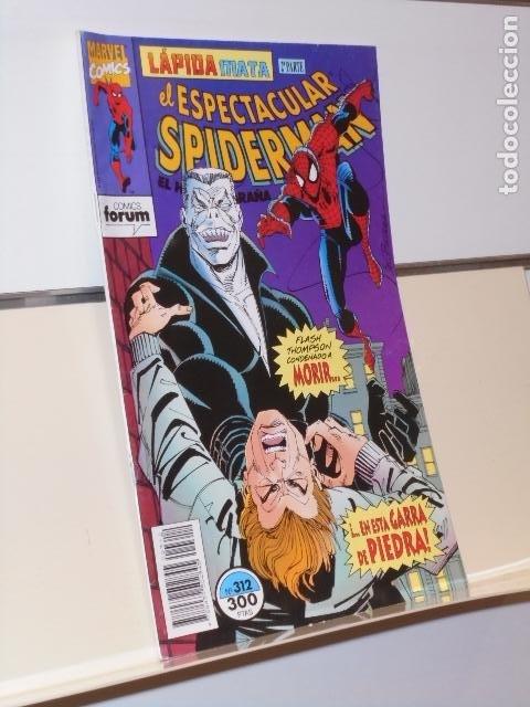 EL ESPECTACULAR SPIDERMAN Nº 312 - FORUM (Tebeos y Comics - Forum - Spiderman)
