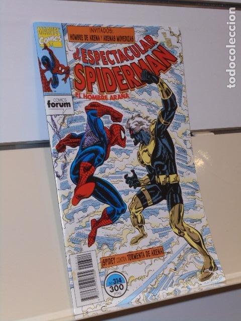 SPIDERMAN VOL. 1 EL ESPECTACULAR SPIDERMAN Nº 314 - FORUM (Tebeos y Comics - Forum - Spiderman)