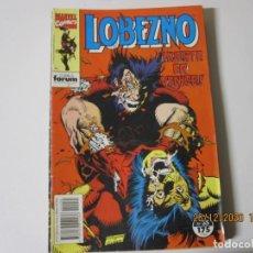 Cómics: LOBEZNO FORUM 1990 Nº 35 MUERTE EN VENECIA. Lote 237567545