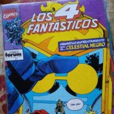 Cómics: LOS 4 FANTASTICOS FORUM. Lote 237584510