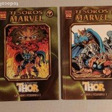 Comics: THOR LOS AÑOS PERDIDOS FORUM COMPLETA. Lote 237780250