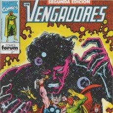 Cómics: LOS VENGADORES N° 6 VOLÚMEN 1 SEGUNDA EDICIÓN FORUM. Lote 237837290