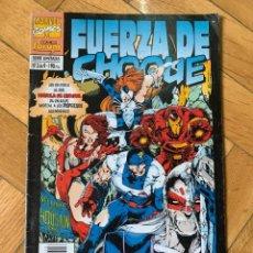 Cómics: FUERZA DE CHOQUE Nº 3 DE 9. Lote 237838560