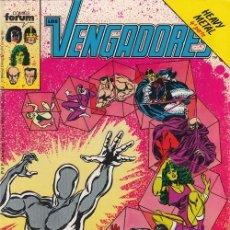 Cómics: LOS VENGADORES N° 80 VOLÚMEN 1 FORUM. Lote 237845550