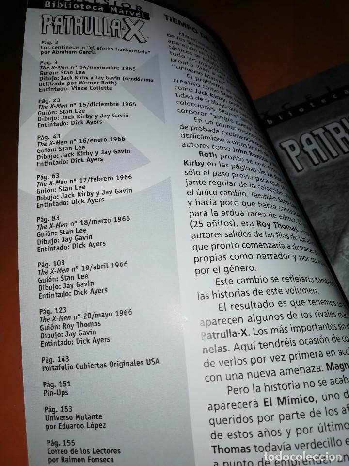 Cómics: PATRULLA -X. BIBLIOTECA MARVEL. Nº 3 . FORUM - Foto 2 - 237920310