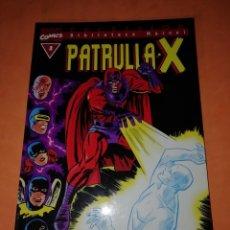 Cómics: PATRULLA -X. BIBLIOTECA MARVEL. Nº 3 . FORUM. Lote 237920310