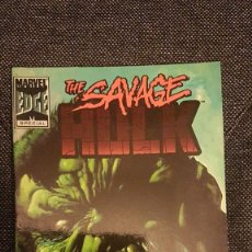 Cómics: THE SAVAGE HULK - TOMO - FORUM. Lote 238113070