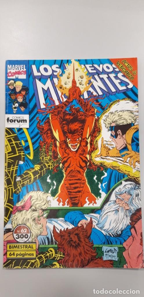LOS NUEVOS MUTANTES 62 FORUM (Tebeos y Comics - Forum - Nuevos Mutantes)