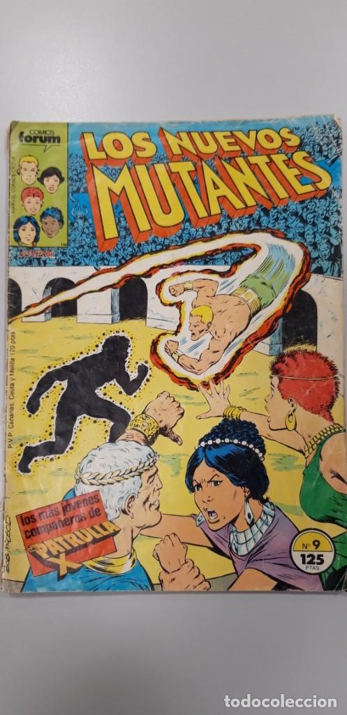 LOS NUEVOS MUTANTES 9 FORUM (Tebeos y Comics - Forum - Nuevos Mutantes)