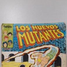 Comics: LOS NUEVOS MUTANTES 9 FORUM. Lote 238163570
