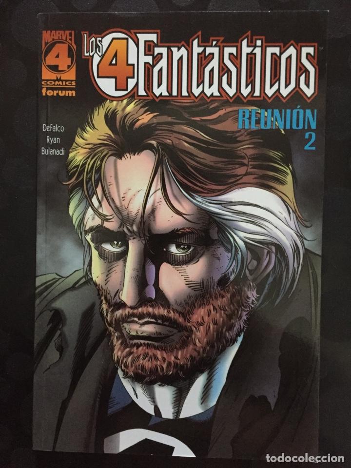 LOS 4 FANTÁSTICOS : REUNIÓN N.2 CERRANDO EL CÍRCULO ( 1997 ) (Tebeos y Comics - Forum - 4 Fantásticos)