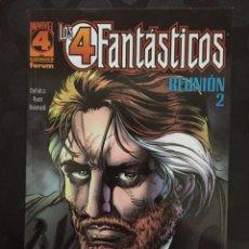 Comics : LOS 4 FANTÁSTICOS : REUNIÓN N.2 CERRANDO EL CÍRCULO ( 1997 ). Lote 238175985