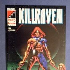 Fumetti: MARVEL KNIGHTS: KILLRAVEN (FORUM) - NUMERO UNICO - 2001. Lote 238200335